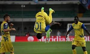 Chievo 2-1 Inter