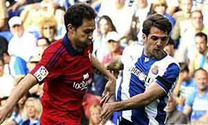 Espanyol 1-1 Osasuna