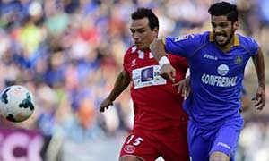 Getafe 1-0 Sevilla