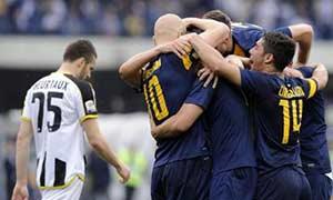Hellas Verona 2-2 Udinese