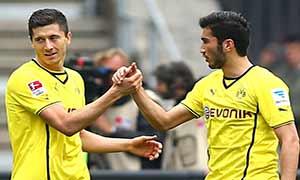Hertha Berlin 0-4 Borussia Dortmund