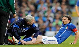Italy 0-0 Republic of Ireland