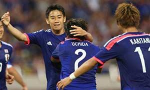 Japan 1-0 Cyprus