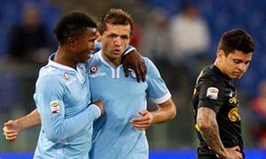 Lazio 3-3Hellas Verona