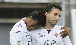Livorno 0-1 Fiorentina