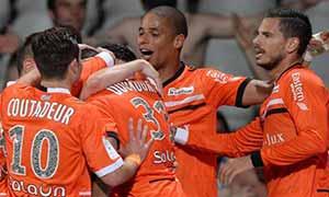 Lyon 0-1 Lorient