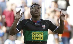 Malaga 0-1 Elche