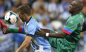 Malaga 1-0 Levante