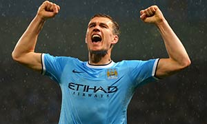 Manchester City 4-0 Aston Villa