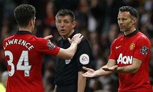 Manchester United 3-1 Hull City