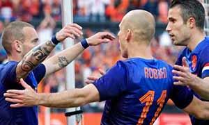 Netherlands 1-0 Ghana