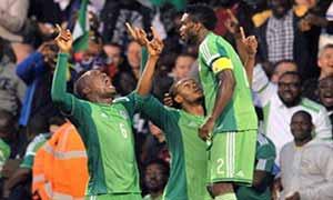 Nigeria 2-2 Scotland