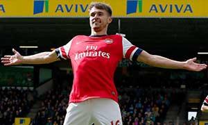 Norwich City 0-2 Arsenal