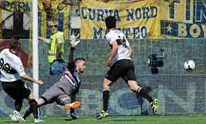 Parma 2-0 Sampdoria