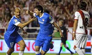Rayo Vallecano 0-3 Athletic Bilbao
