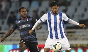 Real Sociedad 1-1 Granada