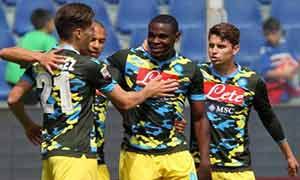 Sampdoria 2-5 Napoli