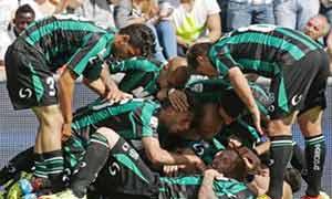 Sassuolo 4-2 Genoa