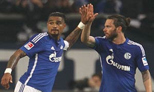 Schalke 4-1 Nurnberg