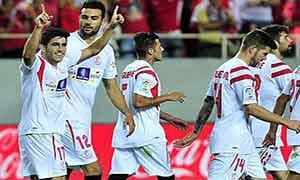 Sevilla 3-1 Elche