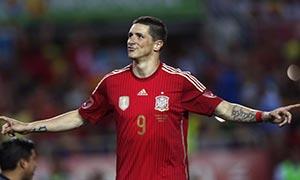 Spain 2-0 Bolivia