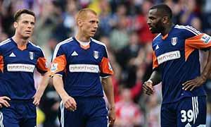 Stoke City 4-1 Fulham