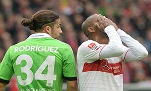 Stuttgart 1-2 Wolfsburg