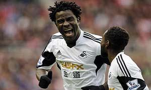 Sunderland 1-3 Swansea City