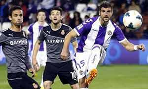 Valladolid 1-0 Espanyol