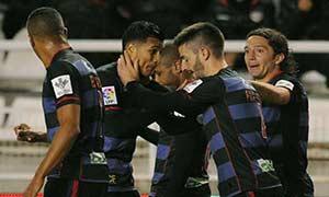 Valladolid 0-1 Granada