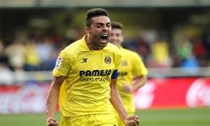 Villarreal 4-0 Rayo Vallecano