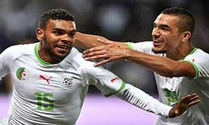 Algeria 2-1 Romania