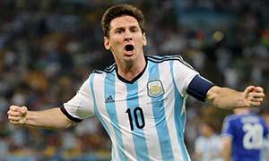 Argentina 2-1 Bosnia-Herzegovina
