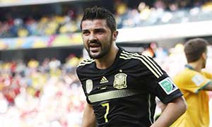Australia 0-3 Spain