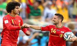 Belgium 2-1 Algeria