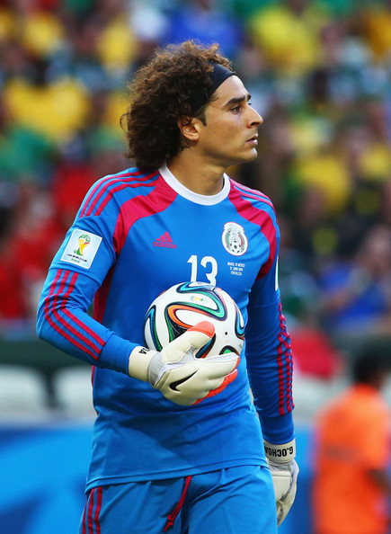 Brazil 0-0 Mexico