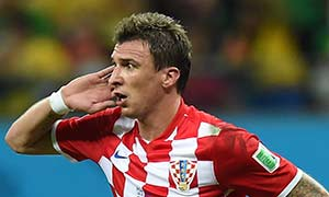 Cameroon 0-4 Croatia