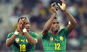 Cameroon 1-0 Moldova