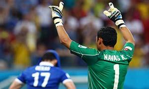 Costa Rica 1-1 (Pen 5-3) Greece