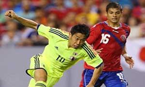 Costa Rica 1-3 Japan