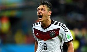 Germany 2-1 Algeria