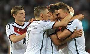 Germany 6-1 Armenia