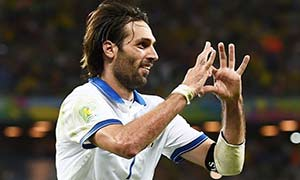 Greece 2-1 Ivory Coast