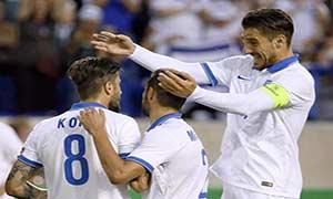 Greece 2-1 Bolivia