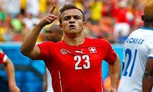 Honduras 0-3 Switzerland