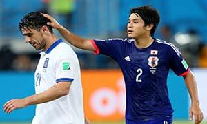 Japan 0-0 Greece