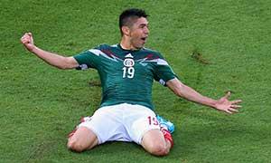 Mexico 1-0 Cameroon