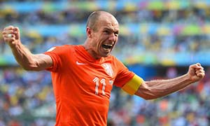 Netherlands 2-1 Mexico