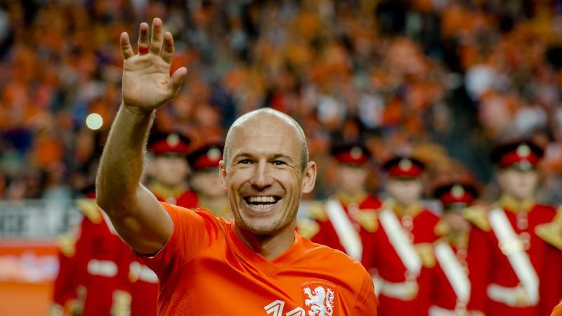 Netherlands 2-0 Wales