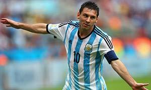 Nigeria 2-3 Argentina